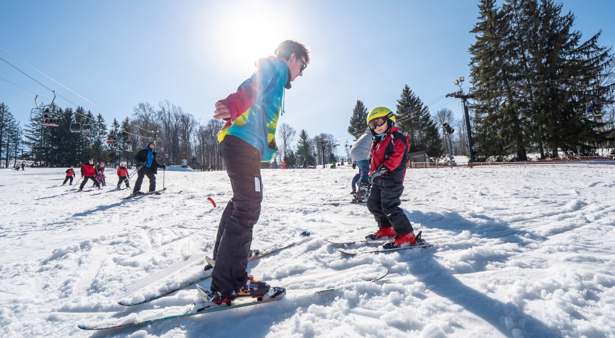 Children's Programs at Snow Trails in Mansfield, OH photo from 2019-20 Season