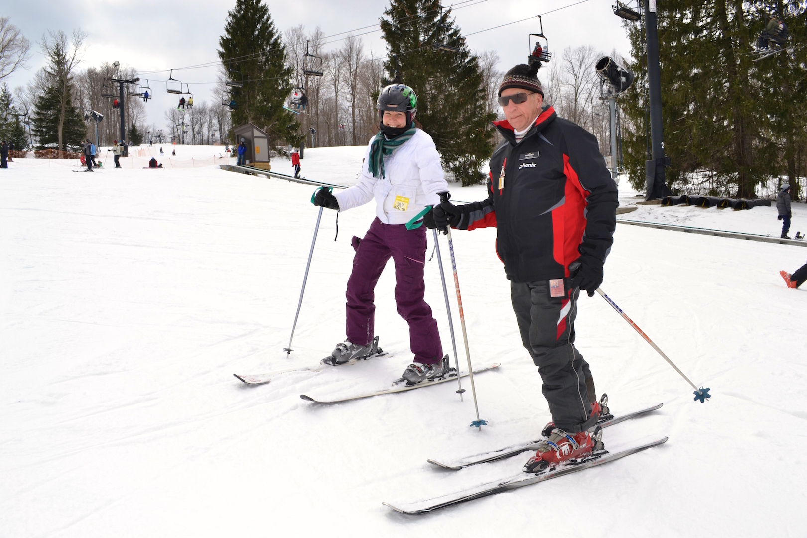 Snow Sports Lessons at Snow Trails