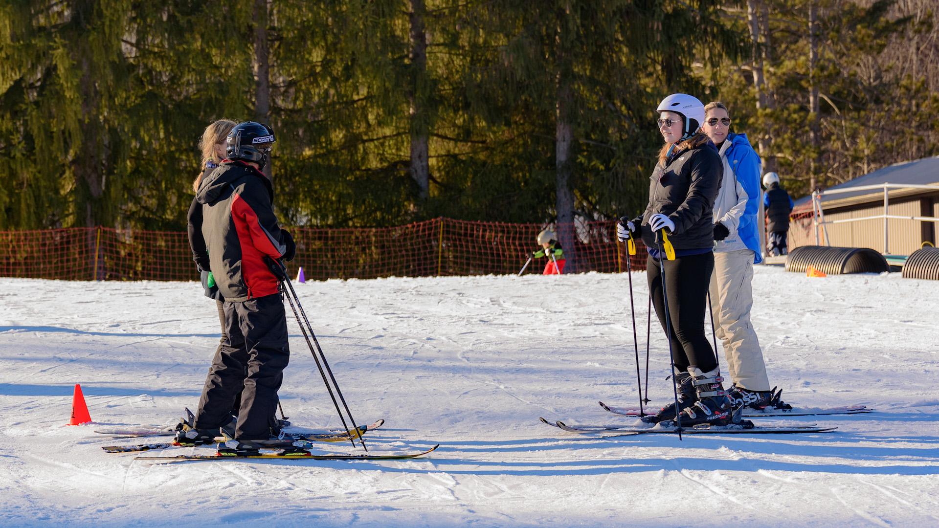 Group Lessons at Snow Trails