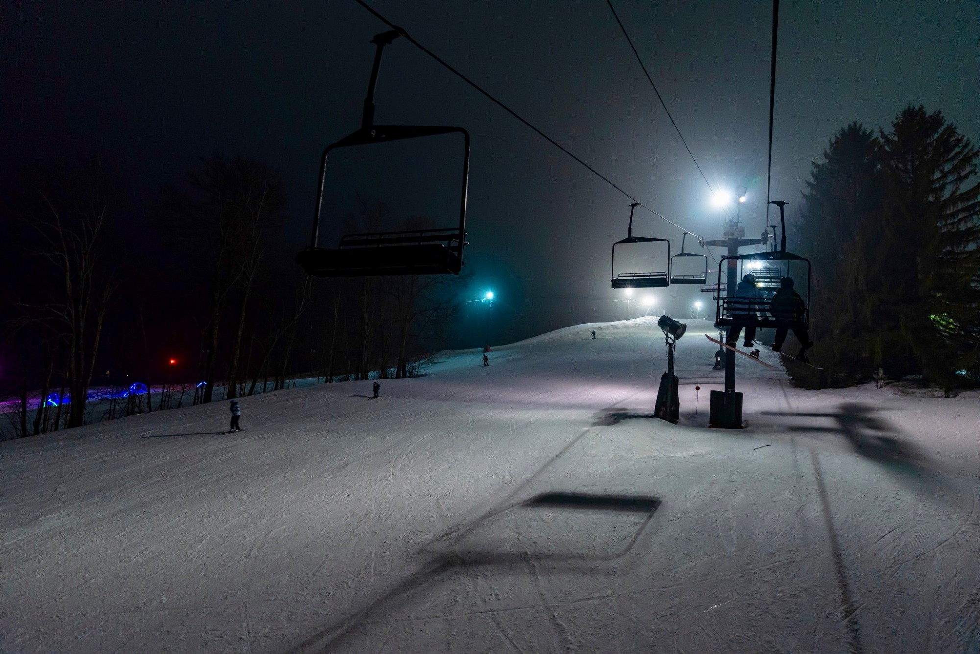 Fridays Open Until Midnight at Snow Trails