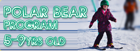 Snow Trails Children's Learning Center Polar Bear Program 5-9yrs Old