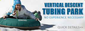 Snow Trails Vertical Descent Tubing Park Quick Details