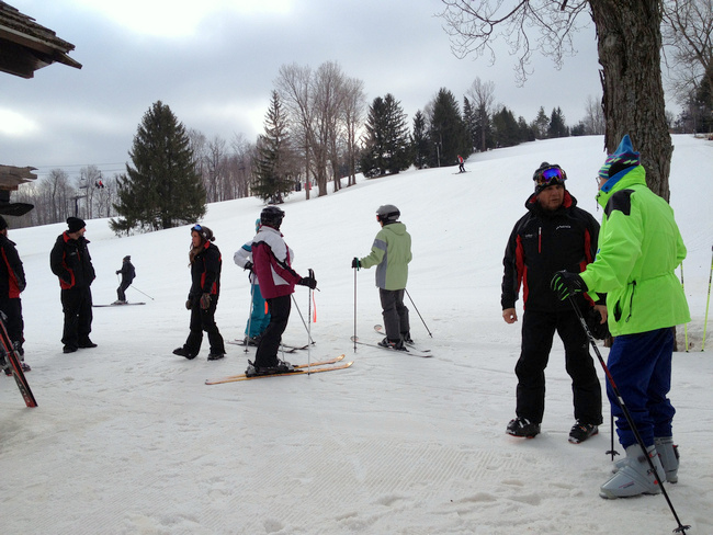 Deep Snow, Join Us This President's Day Weekend at Snow Trails
