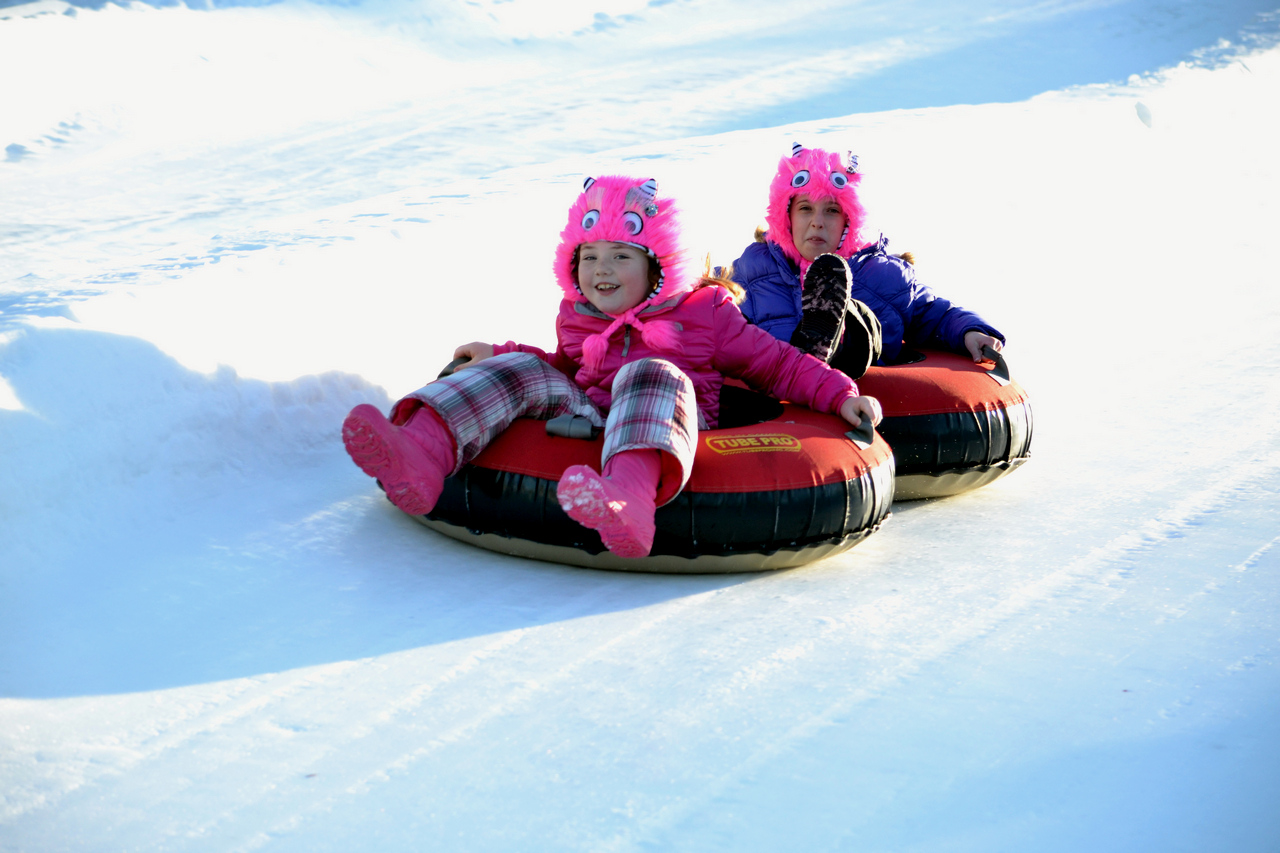 Snow Trails Vertical Descent Snow Tubing Kiddos