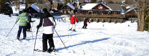 Learn to ski, made easy at Snow Trails!