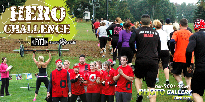 Hero Challenge presented by Fit1 and Snow Trails
