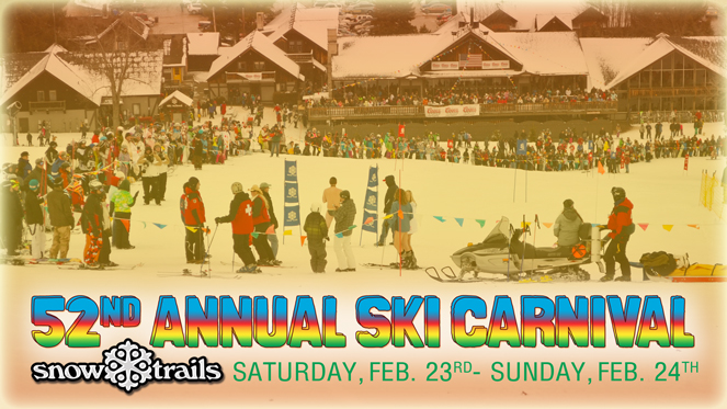 52nd Annual Ski Carnival at Snow Trails