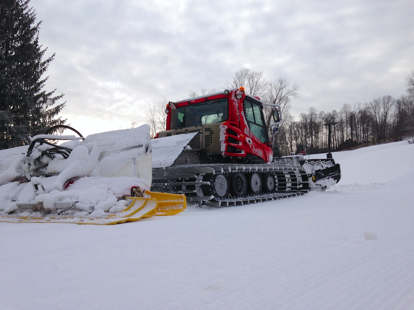 Grooming Fleet Refreshing Conditions