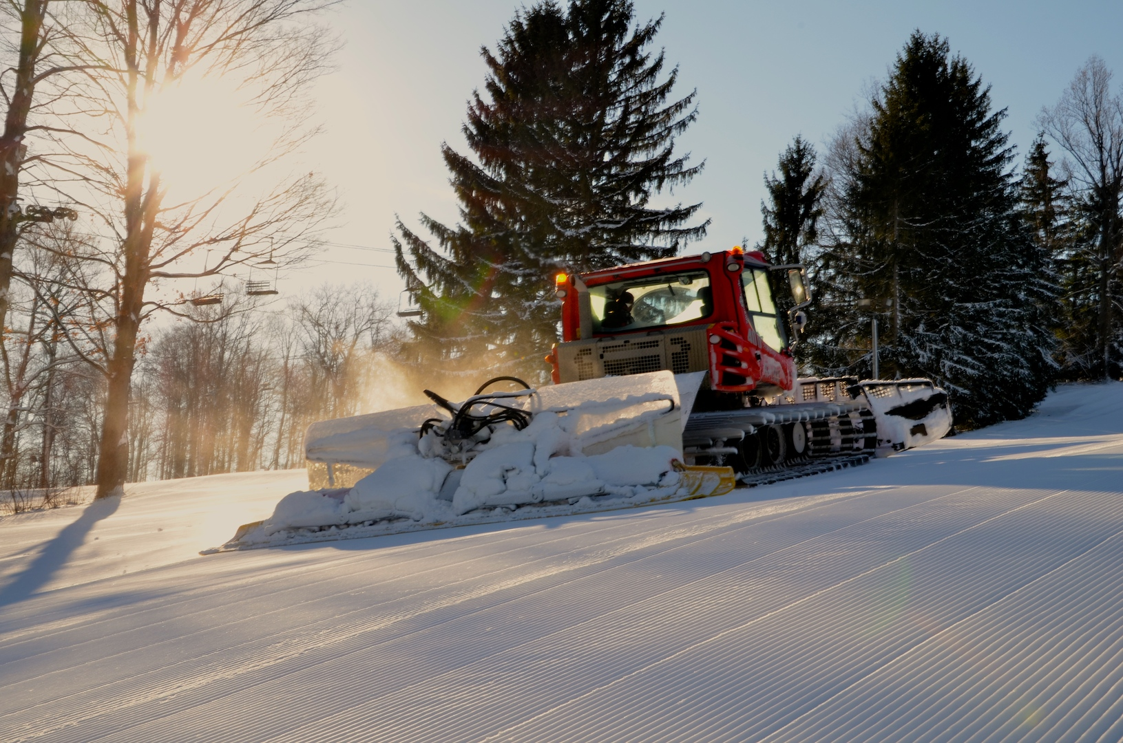 Pile It On...Snowmaking and Events!