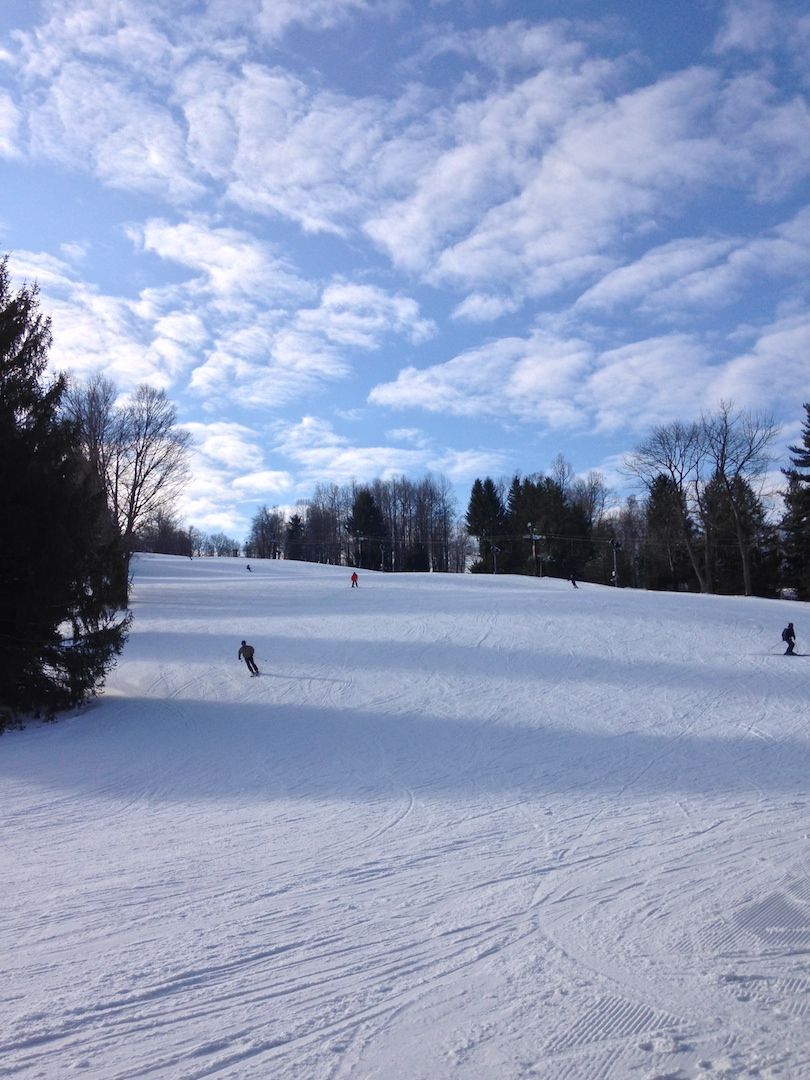 Tons of Snow and February Events - Seemingly Endless Winter Fun at Snow Trails!