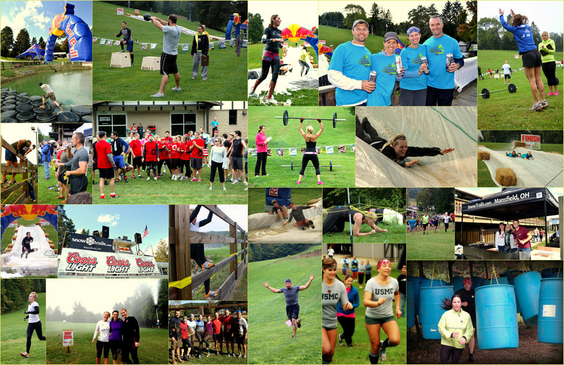 2nd Annual Hero Challenge Presented by Fit 1 Crossfit & Snow Trails
