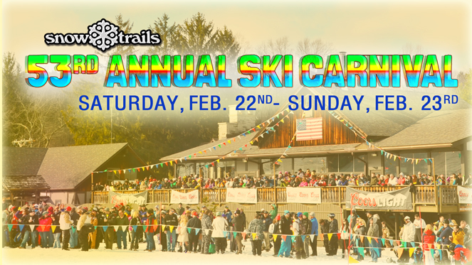 53rd Annual Winter Carnival at Snow Trails