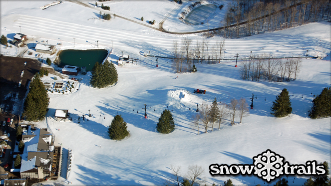 ST Aerial Photo Lodge to Tubing
