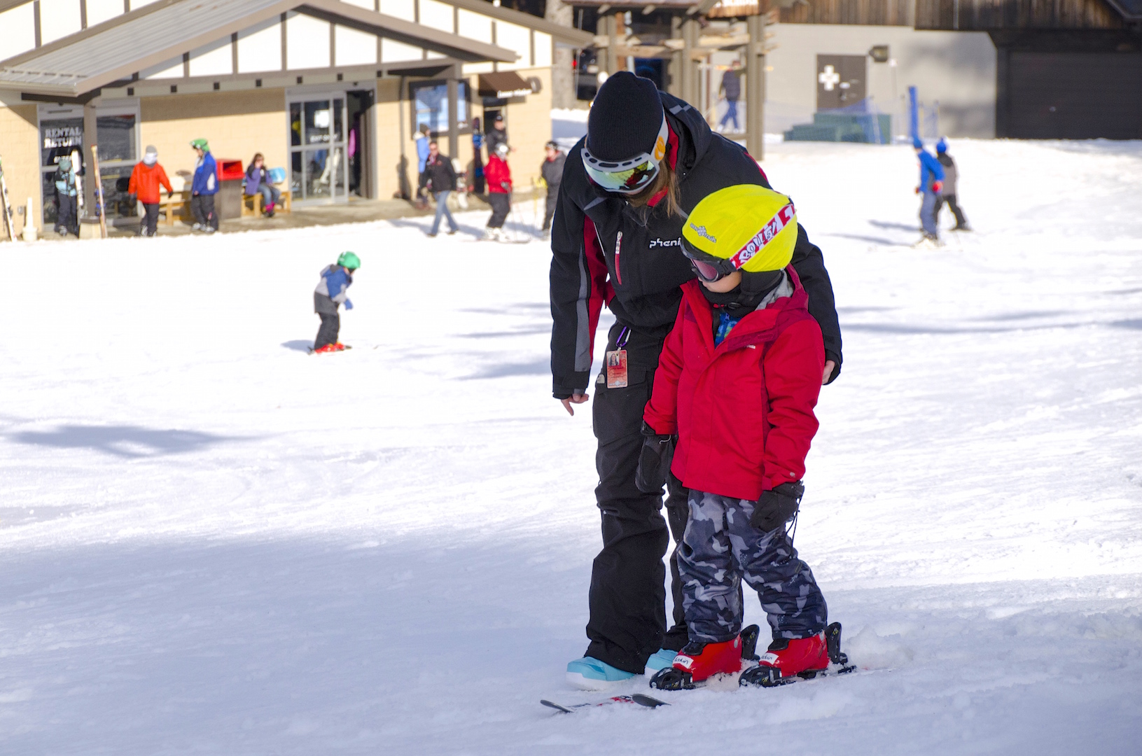 Children's Programs at Snow Trails this Holiday Weekend