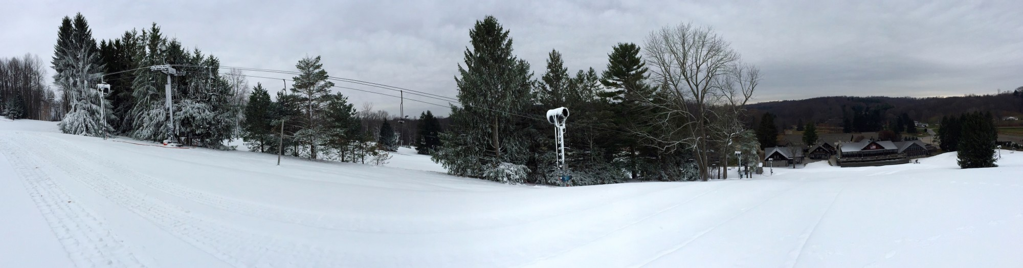 After First December #STsnowmaking Campaign 2014