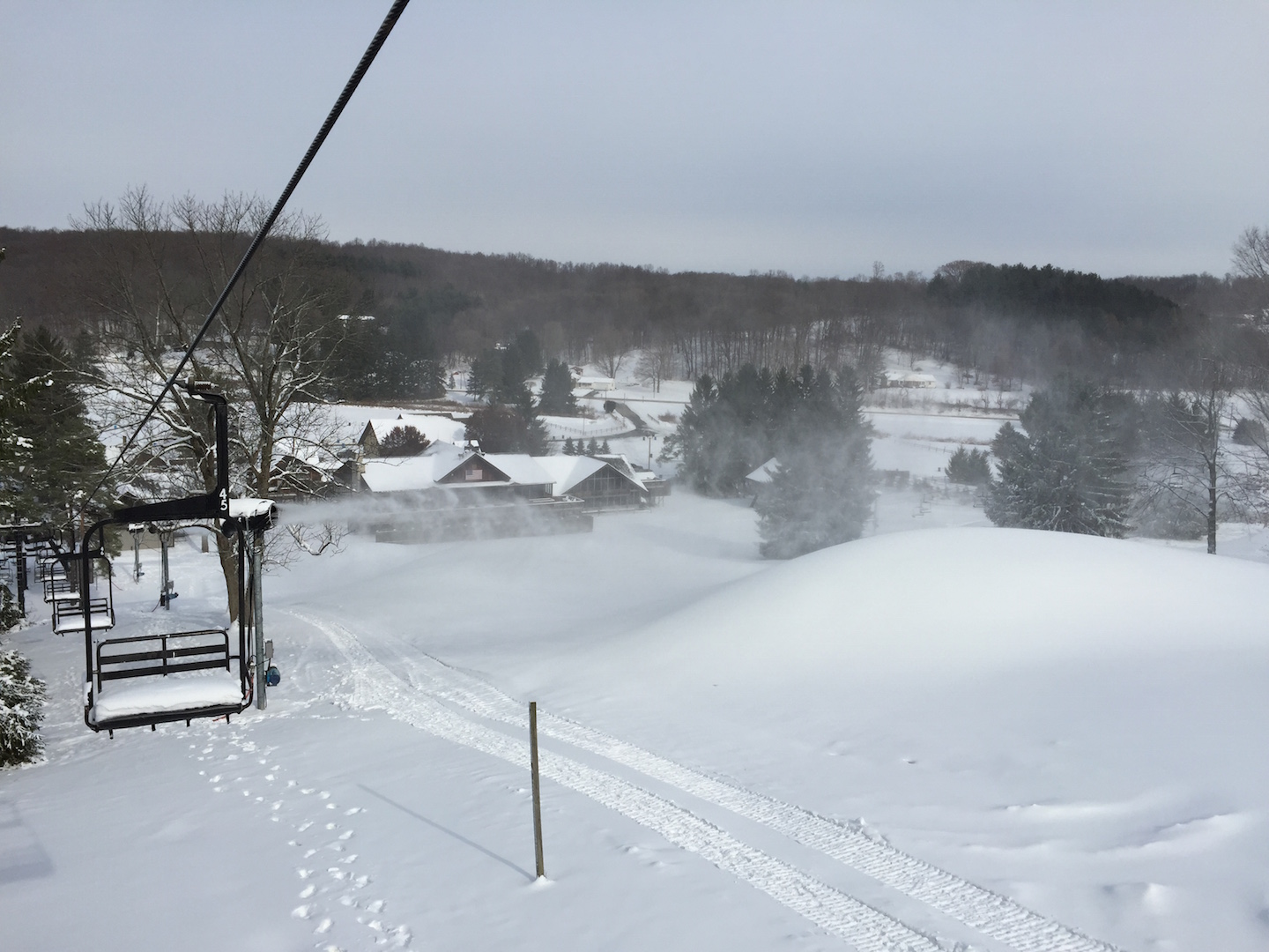 Snow Trails Snowmaking Campaign Success