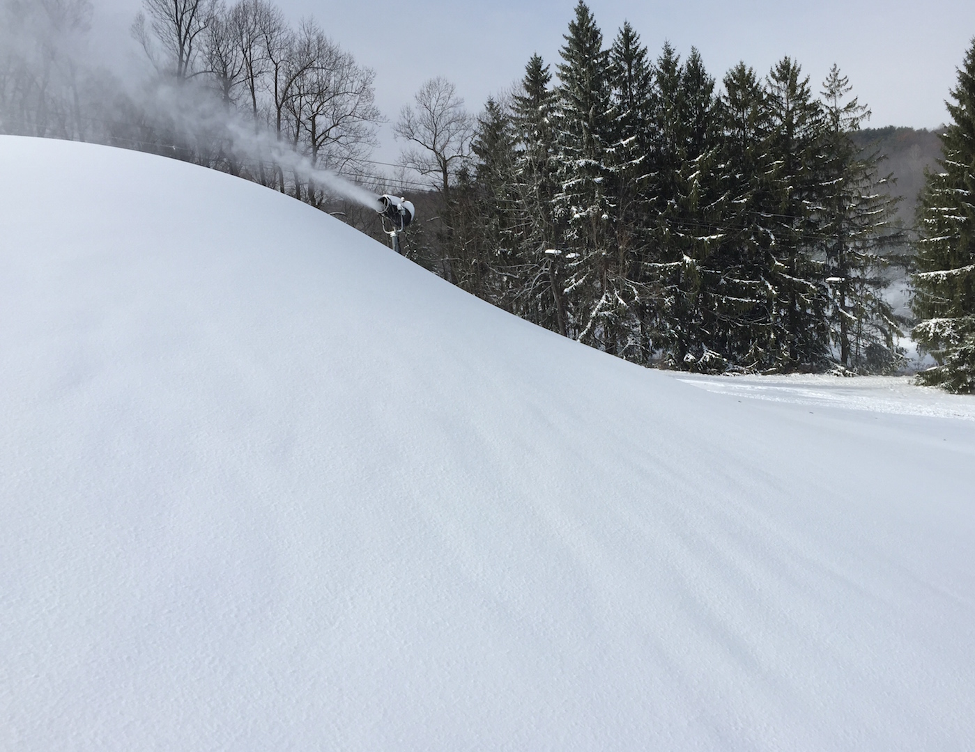 Snow Trails Opening Day Soon To Be Announced