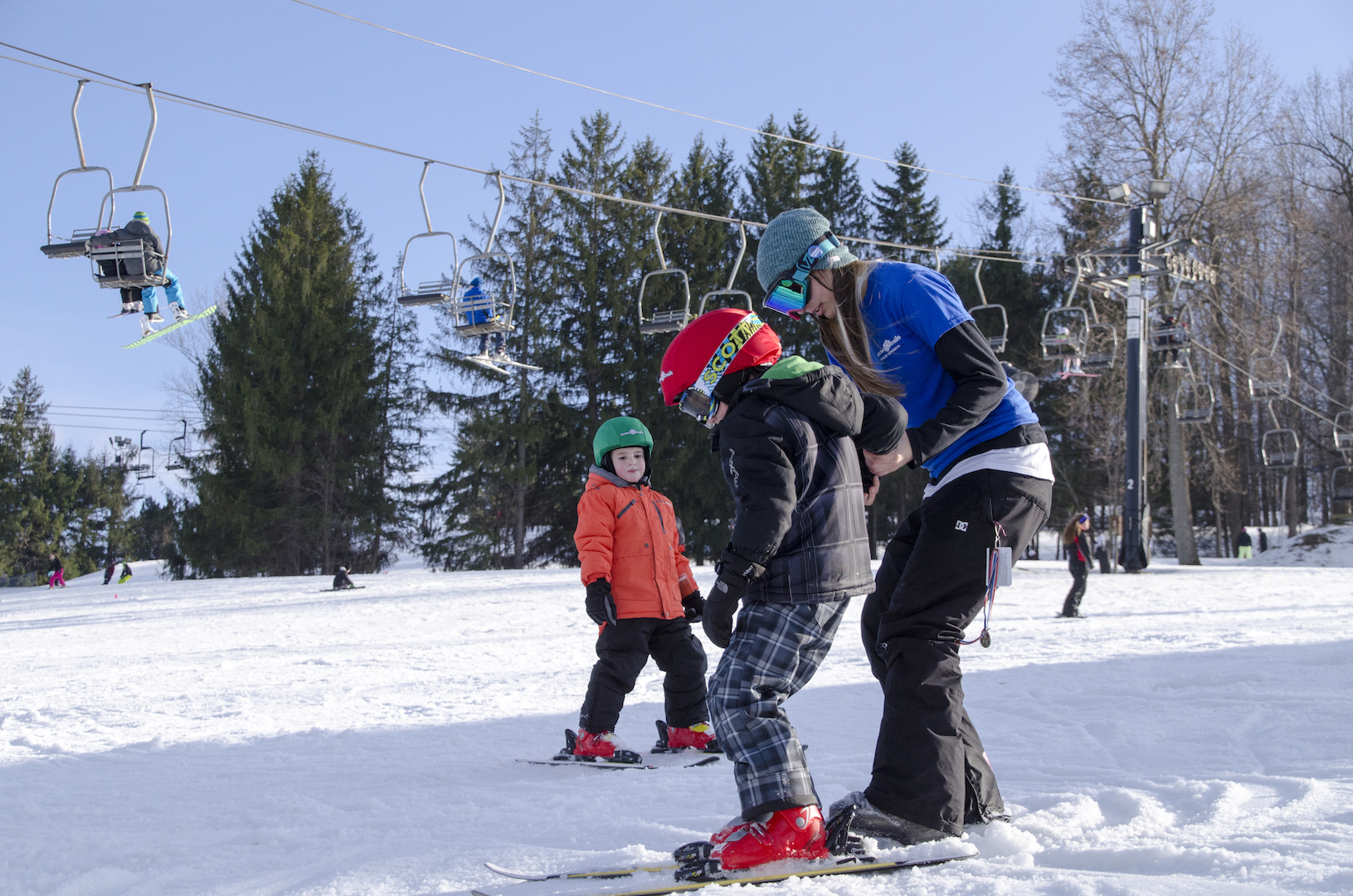 Children's Programs at Snow Trails
