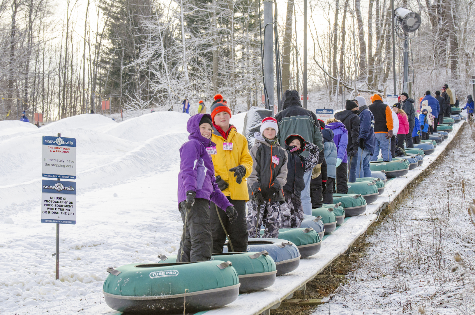 Need Some Outdoor Winter Fun in Your Life This Holiday Weekend?