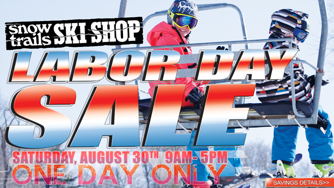 Labor Day Sale 2014