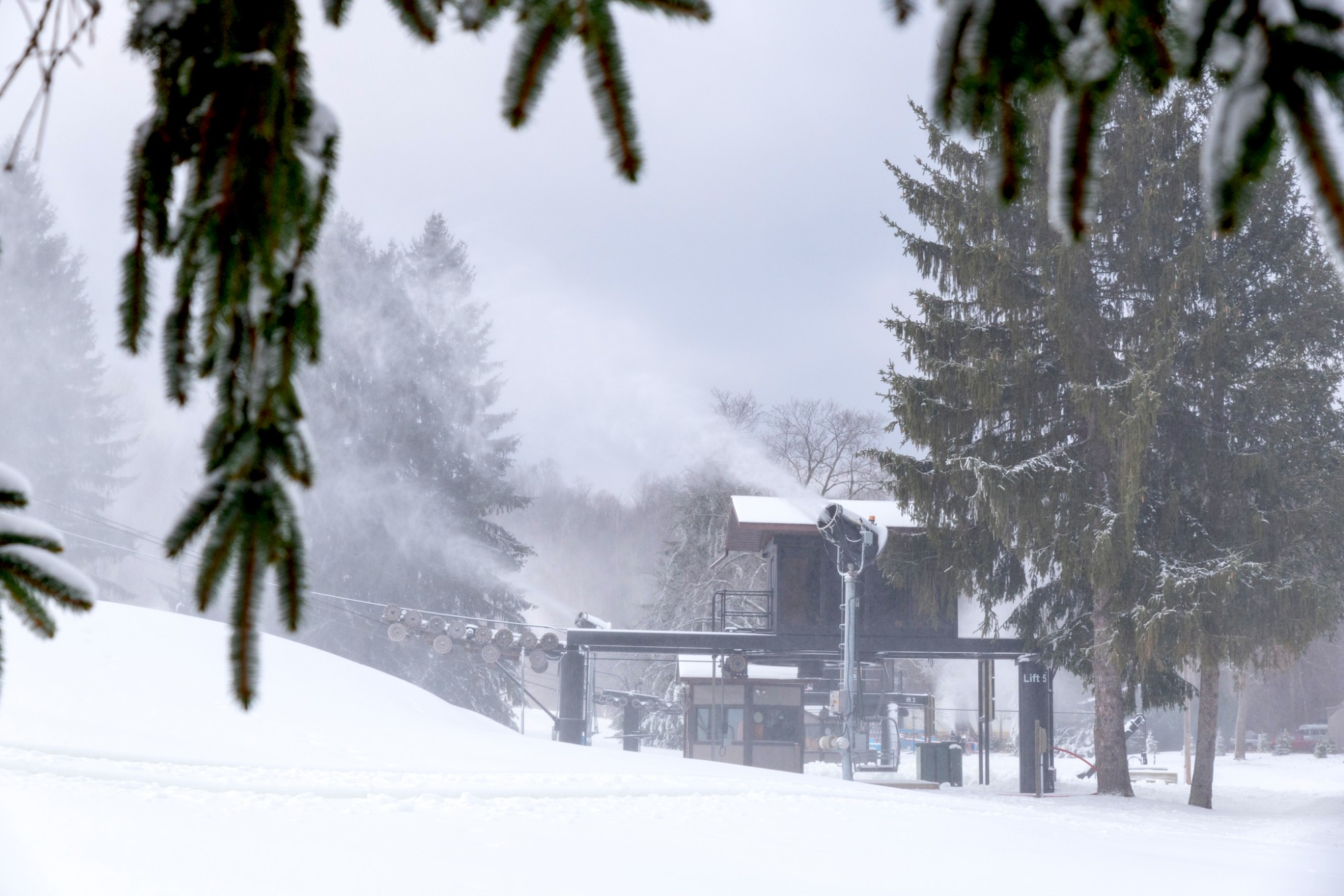 Snowmaking Success, Additional Trails and Lifts