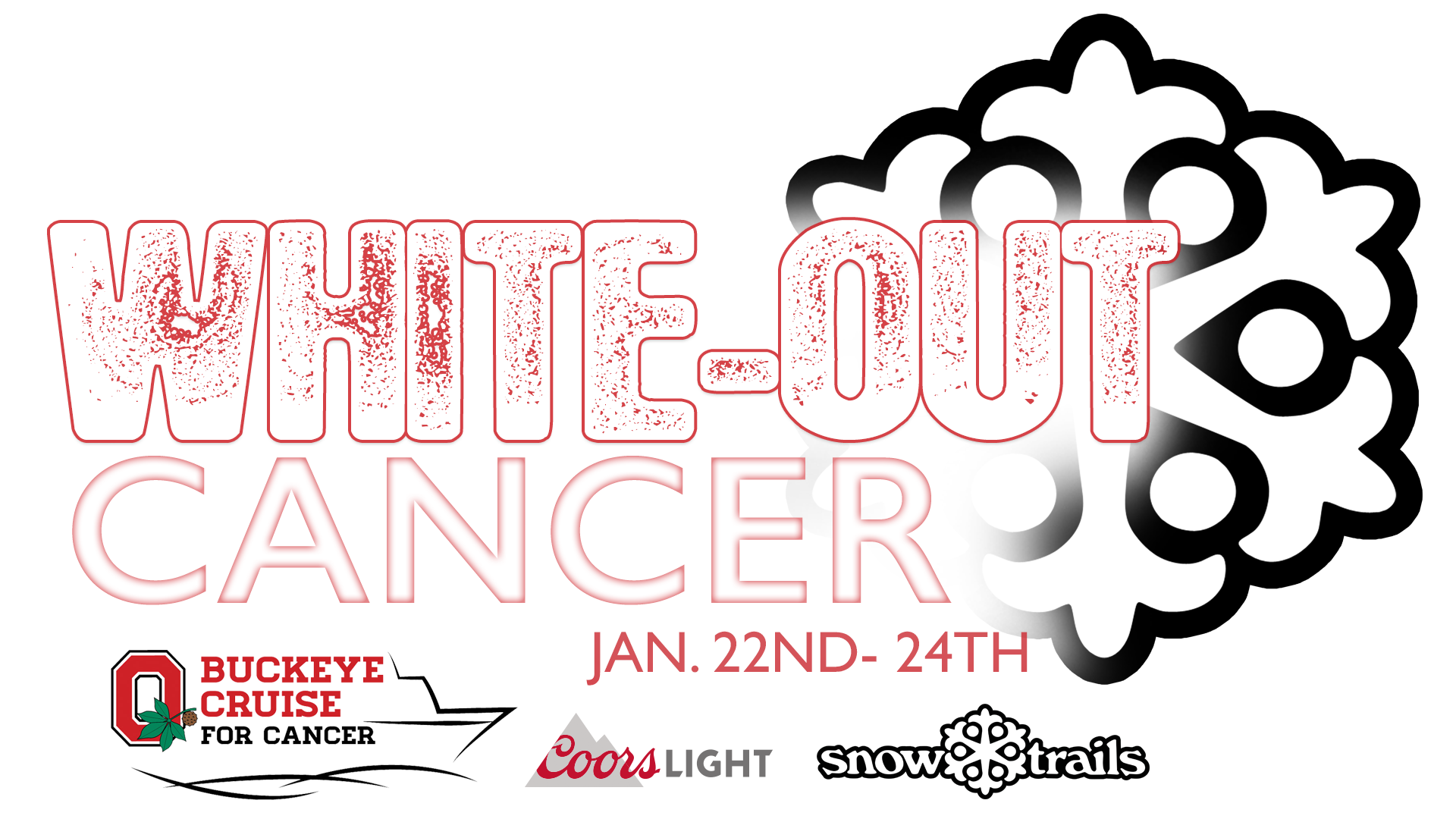 White-Out Cancer at Snow Trails