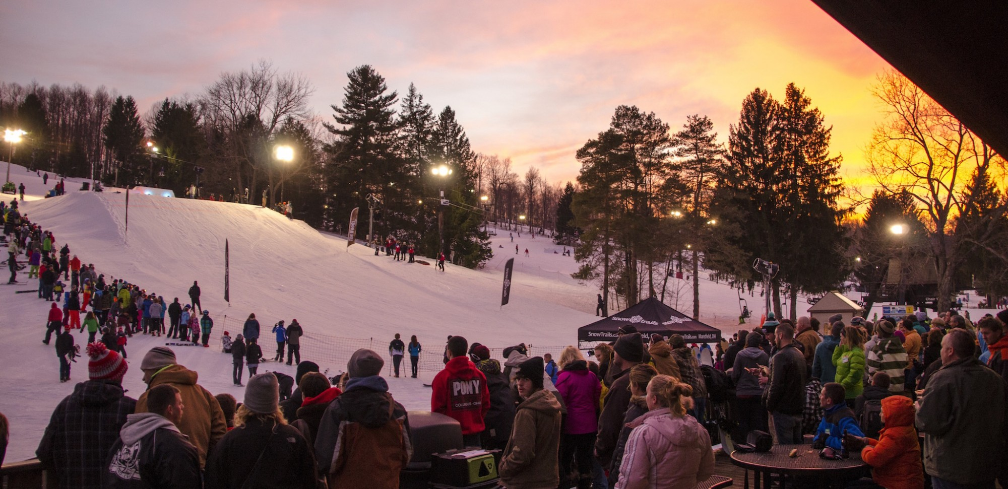 Glimpse of February Events with Big Air this Weekend