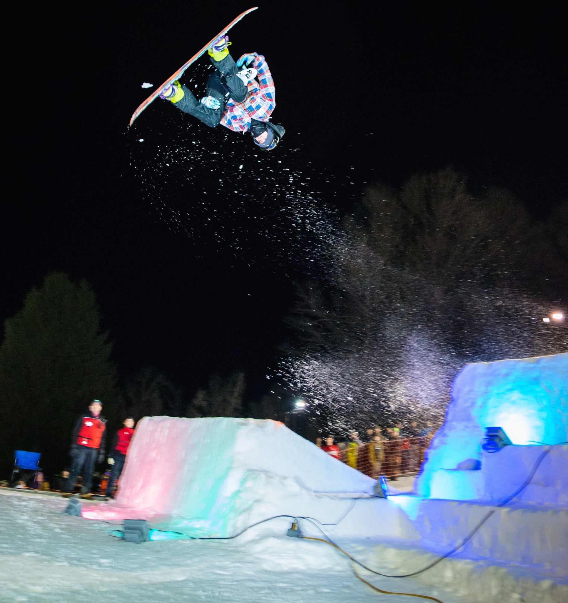 Big Air at Snow Trails photo by ArkPhotoDesign.com