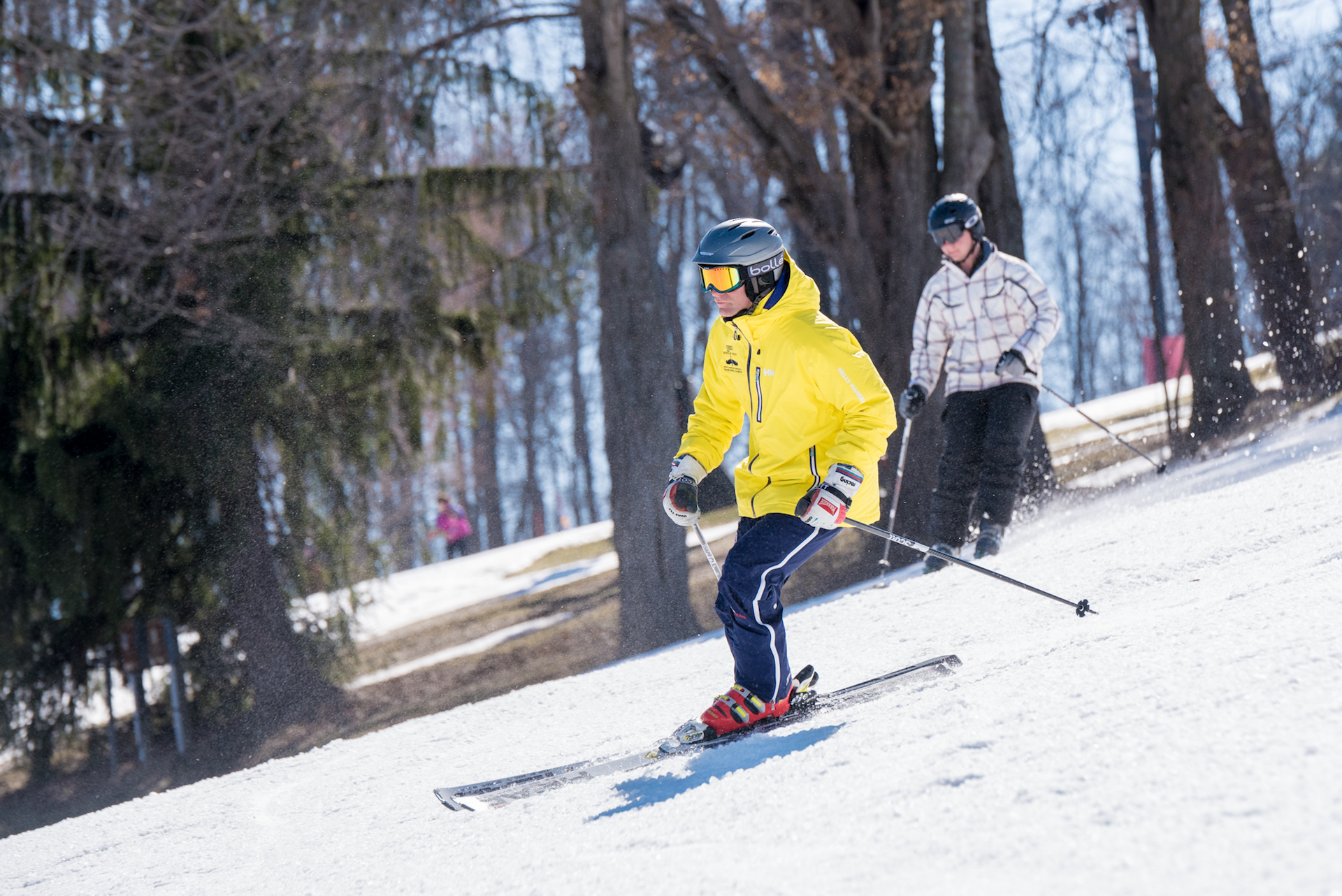 Skiing Mt. Mansfield at Snow Trails in Mansfield, Ohio