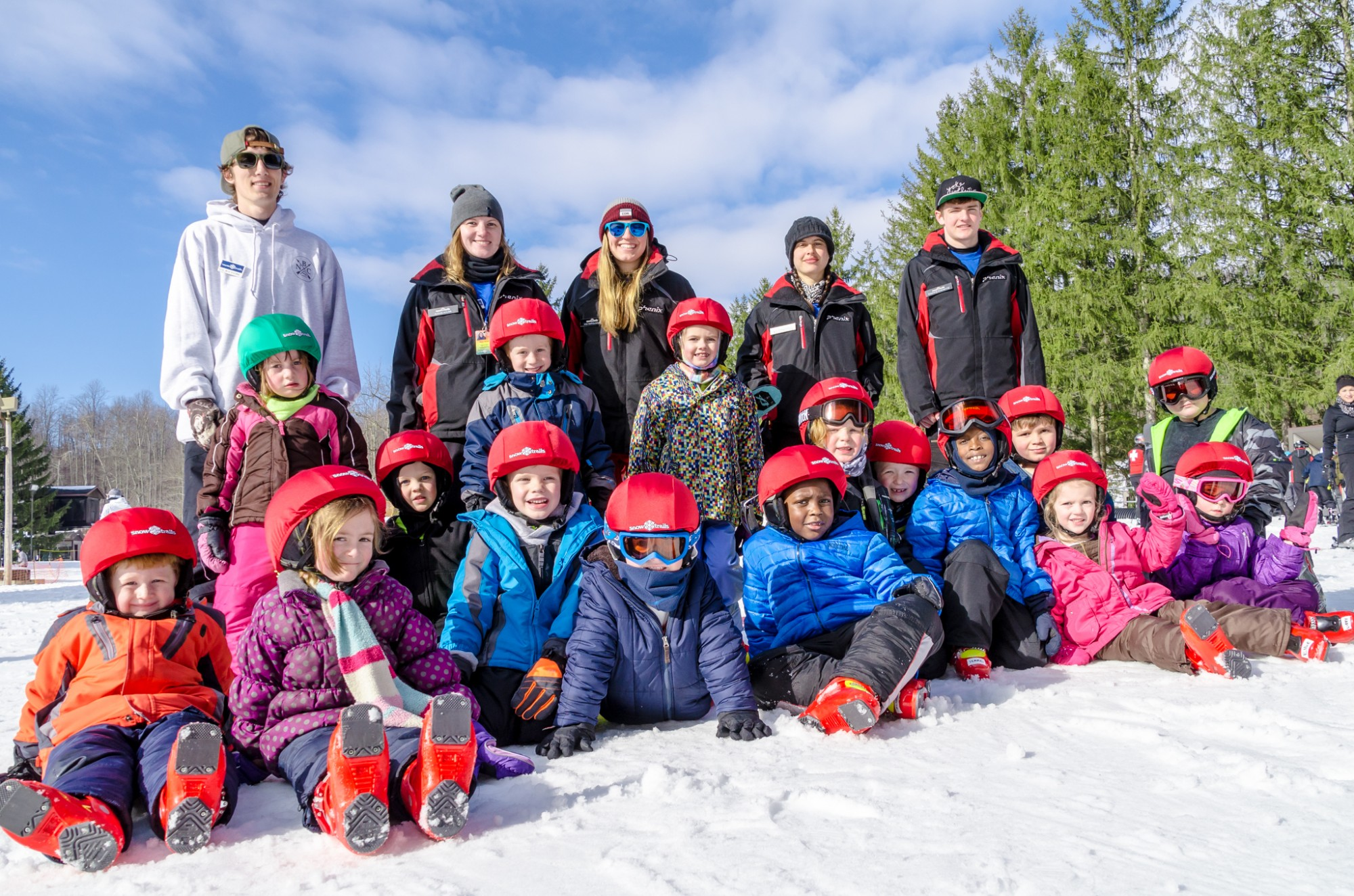 Snow Trails Children's Polar Programs is kid friendly fun on snow