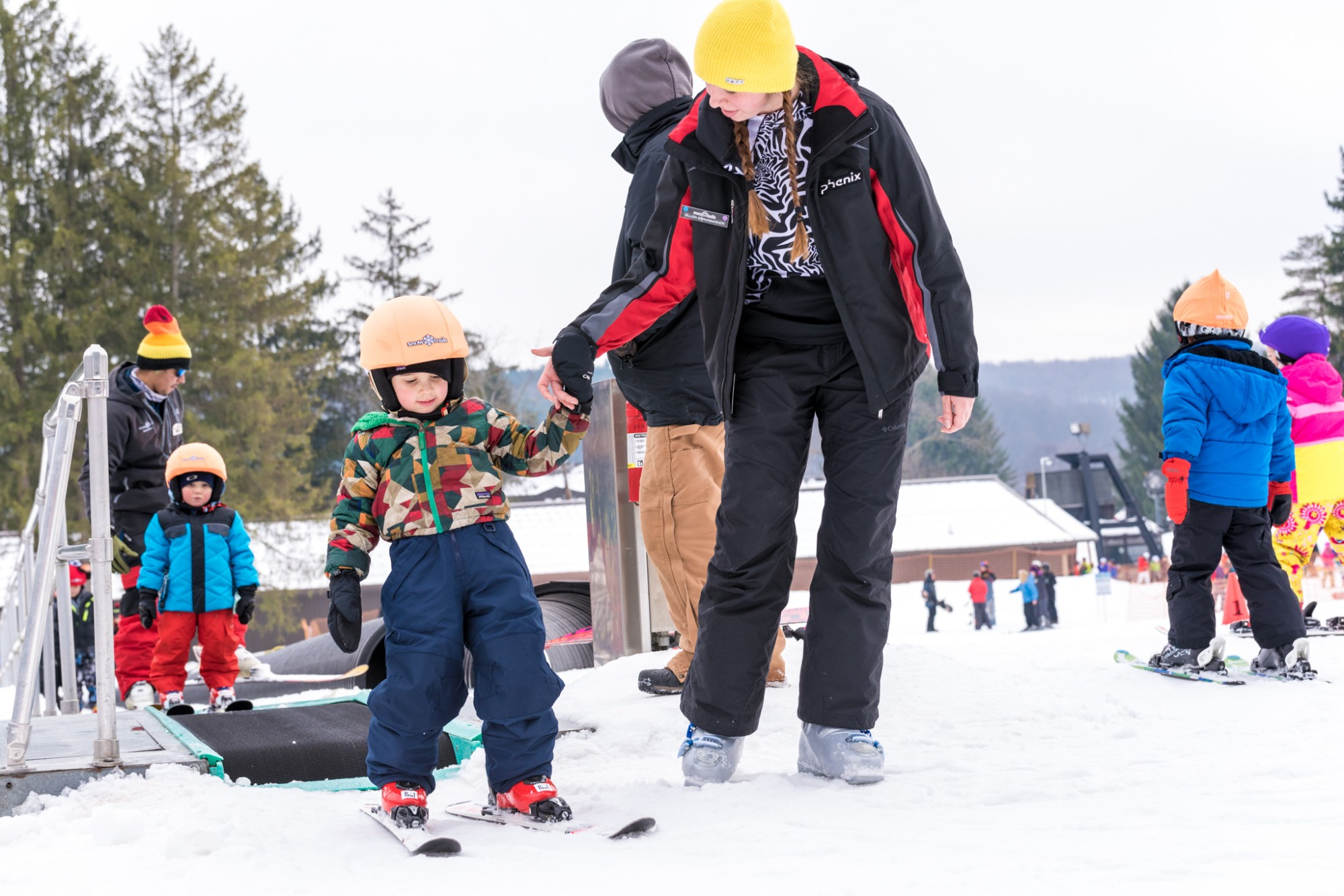 Children's Polar Cub and Bear Programs at Snow Trails