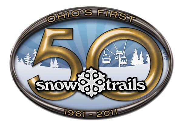 Snow Trails 50th Celebration Logo