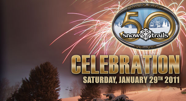 Celebrating 50 years at Snow Trails Mansfield, OH