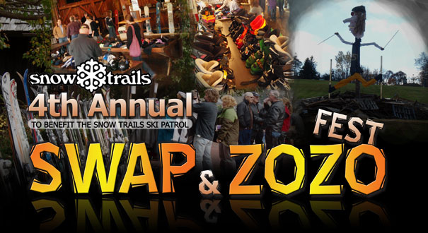 4th Annual Swap & Zozo Fest 2011 at Snow Trails