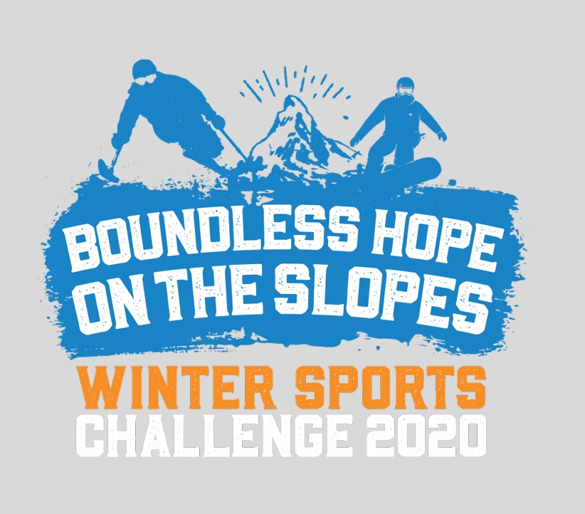 Winter Sports Challenge 2020 - Boundless Hope On The Slopes