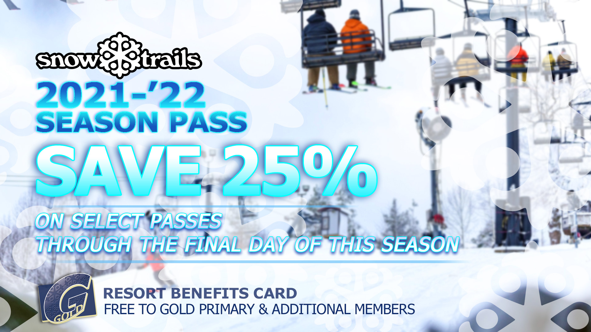 Season Passes: Save 25% Thru Final Day Of Season