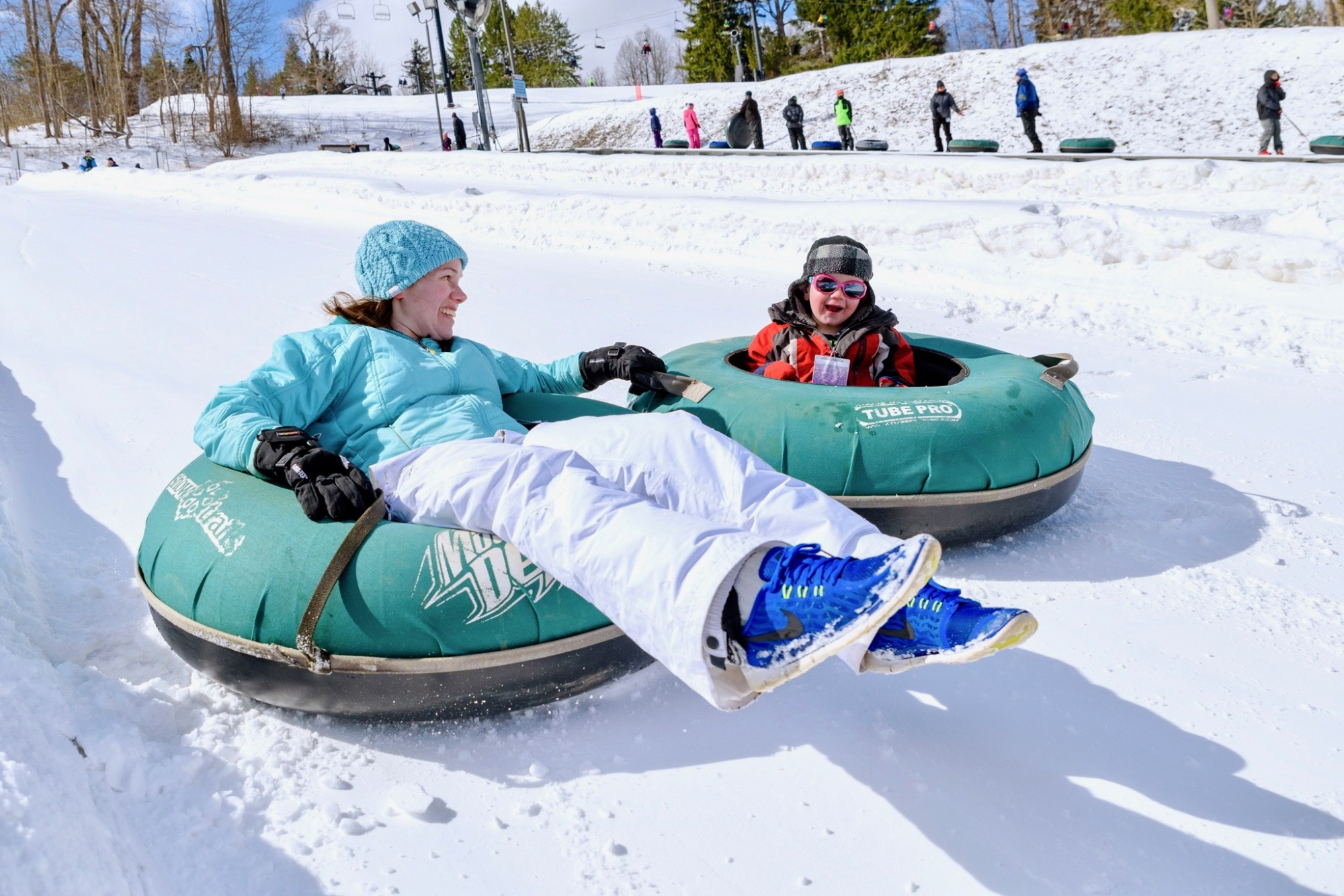 Tubing Park Opening Day: Saturday, December 16th