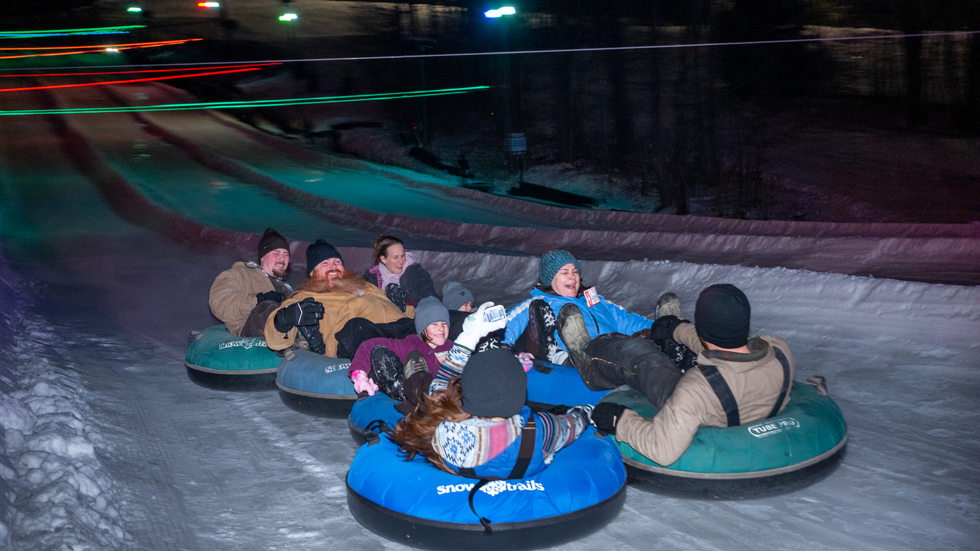 CURIOUS WHEN WE'LL CLOSE TUBING FOR THE SEASON?